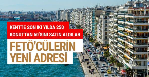 Türkiye'den kaçan FETÖ'cülerin yeni adresi