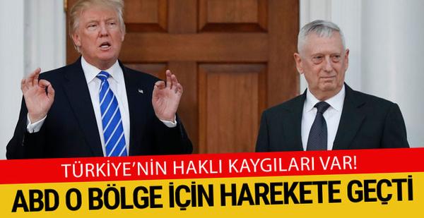 ABD'den flaş Türkiye ve Suriye açıklaması
