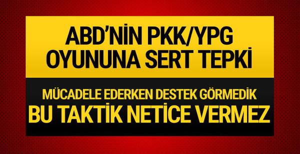 İbrahim Kalın'dan ABD'nin YPG açıklamasına cevap