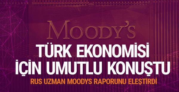Rus uzmandan Türk ekonomisi yorumu