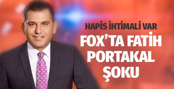 FOX TV sunucusu Fatih Portakal hakkında soruşturma başlatıldı