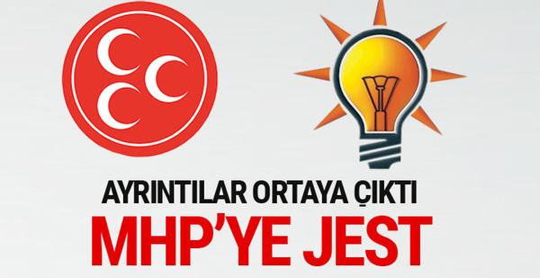 AK Parti MHP ittfakı netleşiyor! İstanbul'da 2 Ankara'da ilçe...