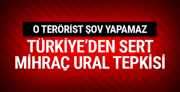 Çavuşoğlu'dan flaş Mihraç Ural açıklaması!