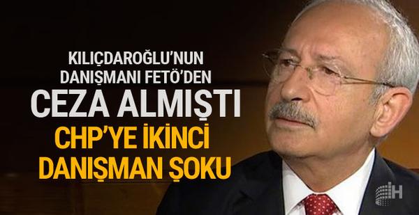 Kılıçdaroğlu'na bir danışman şoku daha! FETÖ'den...