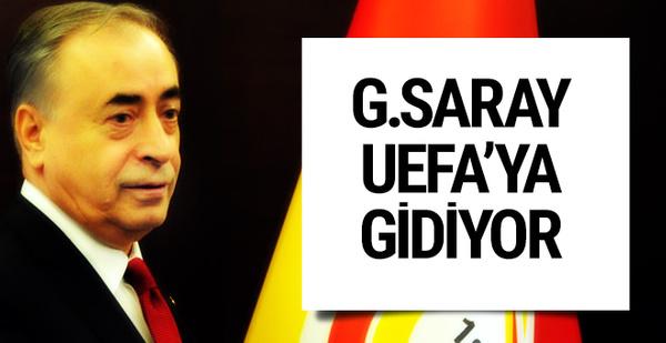 Galatasaray Başkanı Mustafa Cengiz UEFA'ya gidiyor