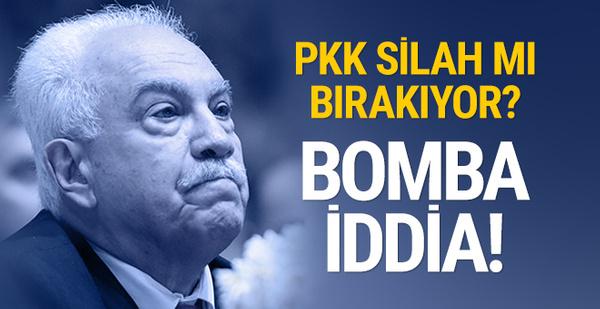 Perinçek'ten bomba iddia! PKK silah mı bırakacak?