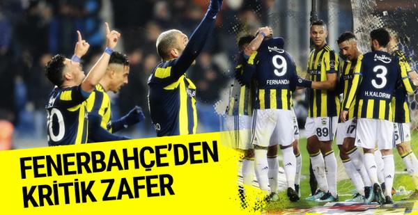 Başakşehir Fenerbahçe maçı golleri ve geniş özeti