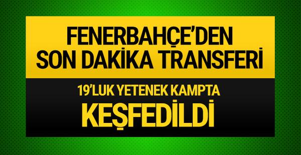 Fenerbahçe Oğuzhan Can'ı kadrosuna kattı!