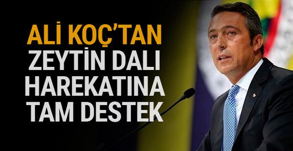Ali Koç'tan Zeytin Dalı Harekatı sözleri!