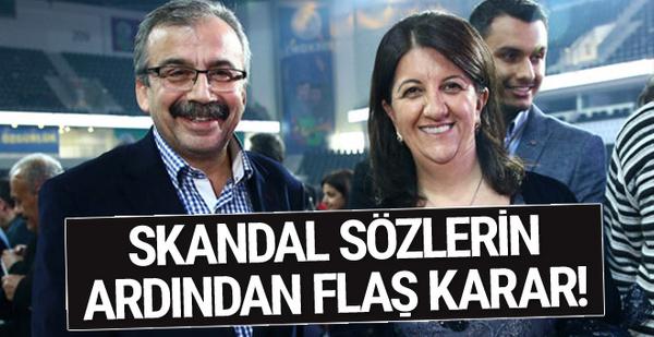 HDP'li Pervin Buldan'la Sırrı Süreyya hakkında flaş karar!