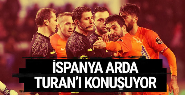 İspanyol basınından Arda Turan yorumu