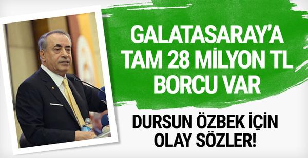 Mustafa Cengiz Divan Kurulu Toplantısı'nda bomba açıklamalar!