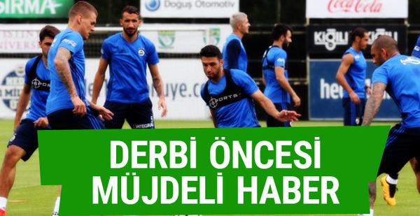 Fenerbahçe'ye Martin Skrtel'den iyi haber