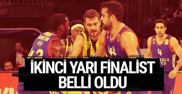 Fenerbahçe Doğuş Anadolu Efes maçı sonucu ve özeti