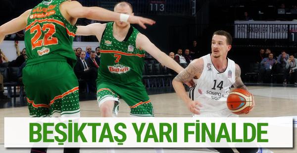 Beşiktaş Sompo Japan yarı finalde