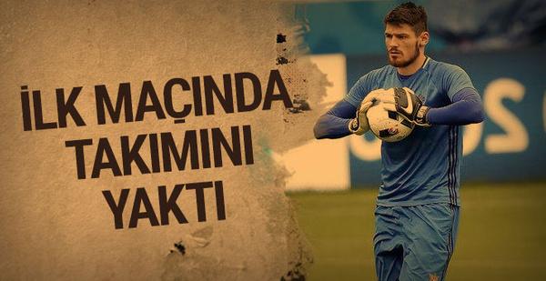 Boyko ilk maçında Dinamo Kiev'i yaktı