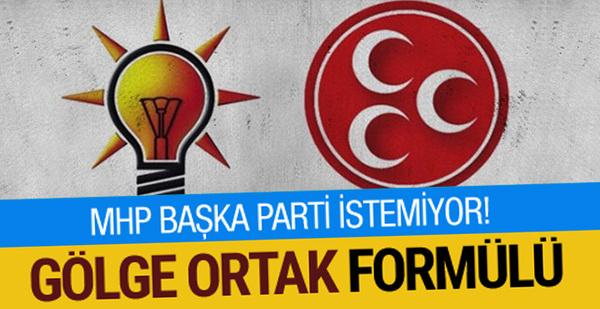 AK Parti MHP ittifakında flaş gelişmeler! 'Görünmez ortak'...