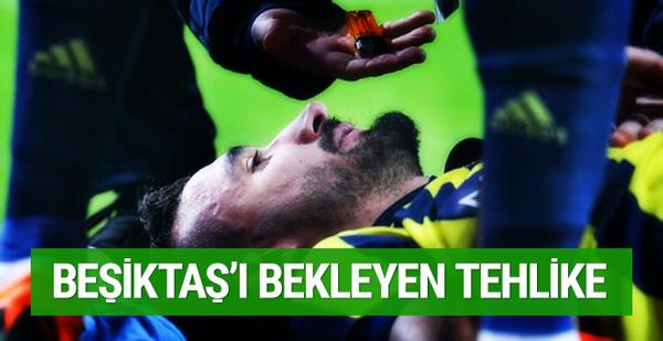 Yabancı madde ve küfür Beşiktaş'ı yakabilir