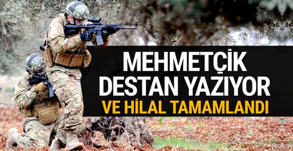 TSK'dan flaş açıklama! YPG'nin sınırla bağlantısı kesildi