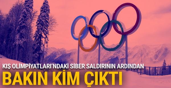 Kış Olimpiyatları'ndaki siber saldırının altından Rusya çıktı