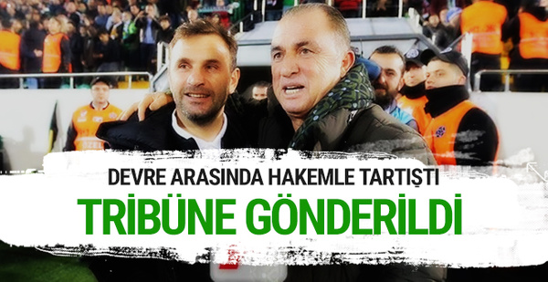 Okan Buruk'a Galatasaray maçında şok!
