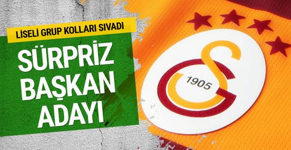 Galatasaray'ın Mayıs kongresi öncesi sürpriz