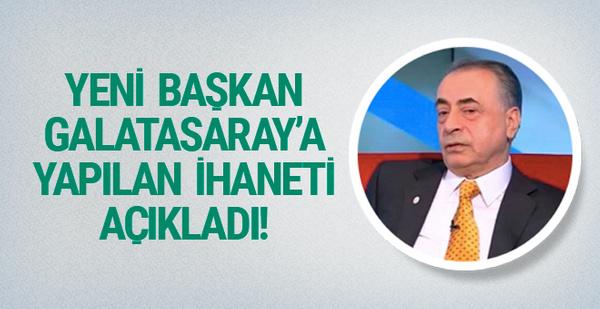 Mustafa Cengiz'den ihanet açıklaması!