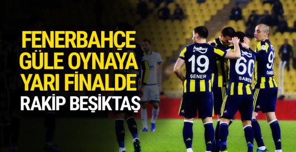 Fenerbahçe Giresunspor maçı golleri ve geniş özeti