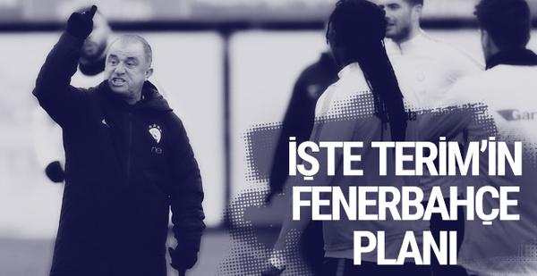 Fatih Terim'in Fenerbahçe planı