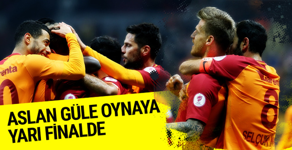 Galatasaray-Konyaspor maçı golleri ve geniş özeti
