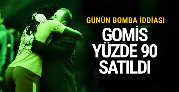 Bomba iddia! Gomis yüzde 90 satıldı!