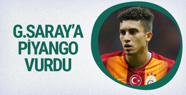 Galatasaray'da Telles piyangosu