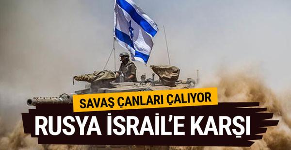 Lübnan İsrail hattı geriliyor! Rus gemilerine açacaklar