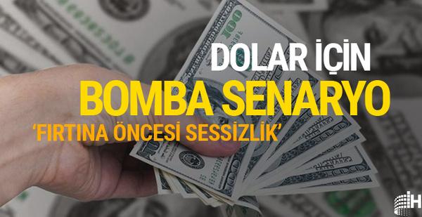 Bomba dolar tahmini! Fırtına yükselişi öncesi...