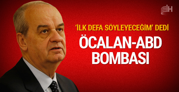 Başbuğ 'ilk defa söyleyeceğim' dedi Öcalan'ın teslimini anlattı
