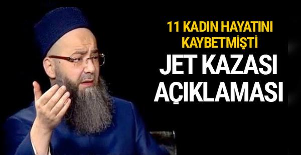 Cübbeli Ahmet  jet kazasıyla ilgili sessizliğini bozdu
