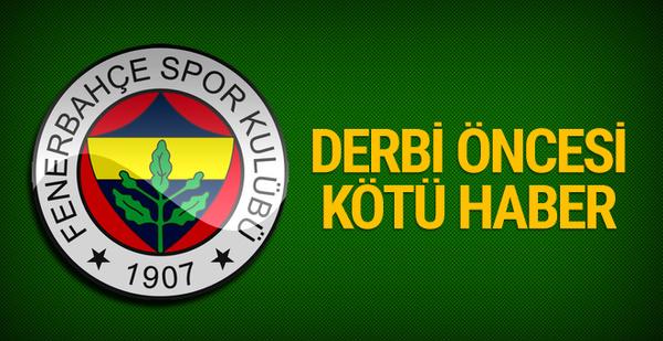 Fenerbahçe'de Mehmet Topal ve Isla çalışmaya katılmadı