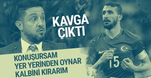 Mehmet Topal'dan Nihat Kahveci'ye gönderme