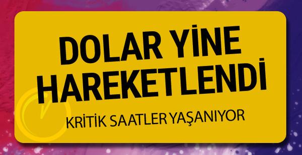 Dolar gözünü yıkarı dikti kritik saatler 26 mart 2018