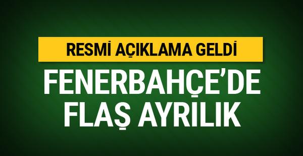 Fenerbahçe'de Fırat Okul ile yollar ayrıldı