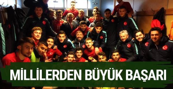 U19 Milli Takımı Avrupa Şampiyonası'nda