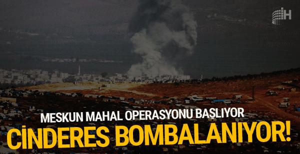 Afrin'de son durum! TSK'dan flaş açıklama...