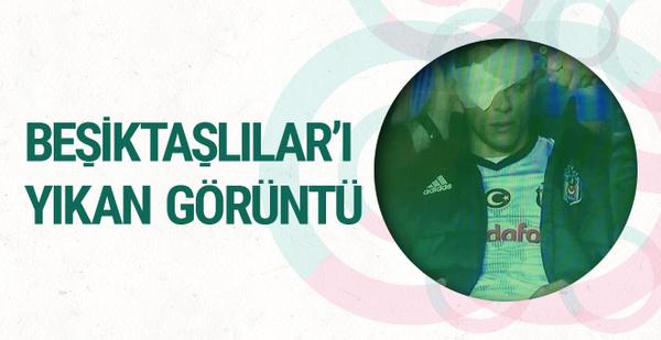 Beşiktaş'ta Adriano korkuttu!
