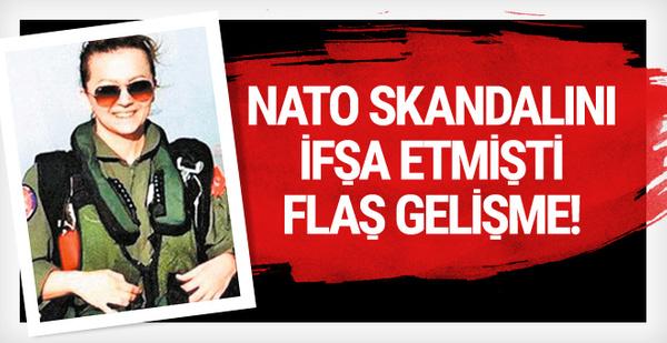NATOdaki skandalı ortaya çıkaran binbaşıya terfi