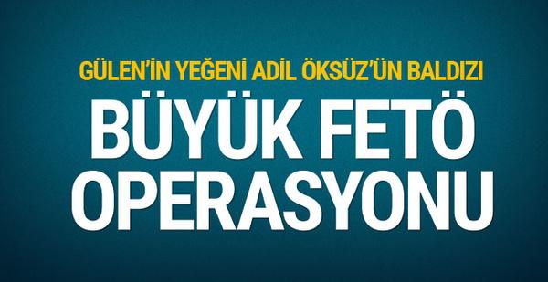 Gülen'in yeğeni ile Adil Öksüz'ün baldızına gözaltı kararı!