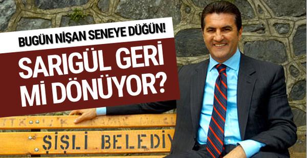 Mustafa Sarıgül Şişli'ye geri mi dönüyor?