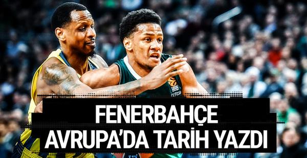 Fenerbahçe Doğuş Play-off'ta!