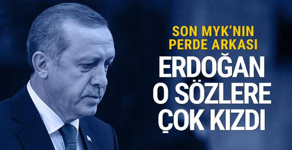 Erdoğan'dan o sözlere sert tepki: Böyle şey olur mu?