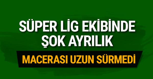 Bursaspor teknik direktör Le Guen ile yolları ayırdı