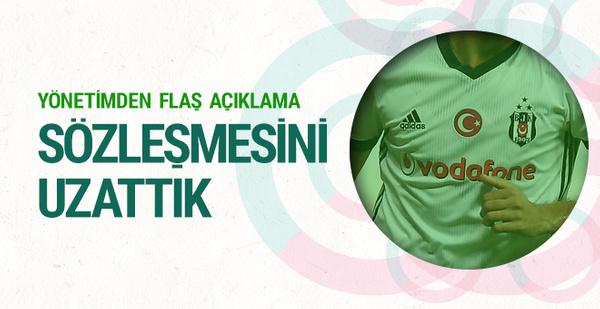 Beşiktaş açıkladı: Oğuzhan Özyakup'un sözleşmesini uzattık!